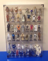 Custom Toy and Action Figure Display Cases