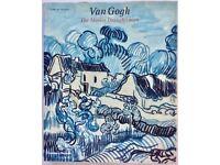 fantastic bargain for beautiful art book: VAN GOGH THE MASTER DRAUGHTSMAN, by Sjraar van Heugten.