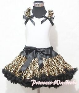 Black-Leopard-Print-Pettiskirt-Skirt-White-Pettitop-Top-in-Ruffles-Bows-Set-1-8Y