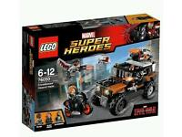 Lego 76050 Crossbones hazard heist