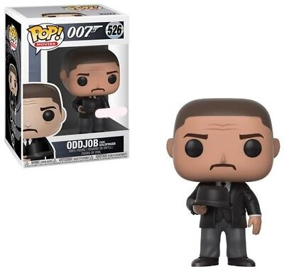 Funko POP! Movies James Bond Goldfinger Oddjob