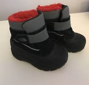 North Face Toddler 6 Winter Boots