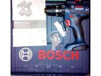 Brand new bosch pro 18v hammer drill. GSB 18-2-LI Plus