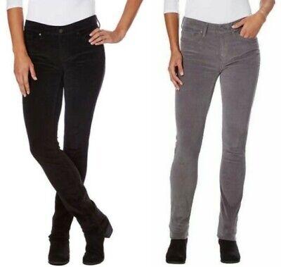 Calvin Klein Jeans Women's Ultimate Skinny Mid Rise Corduroy Pants