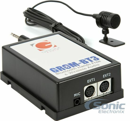 NEW GROM BT3-NISCDC Audio for Select Infiniti & Nissan Bluetooth Streaming Kit