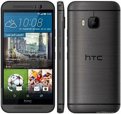 """New AT&T HTC One M9 PLUS 5.2"""" 32GB - (Unlocked) UNLOCKED Smartphone/Black/32GB"""