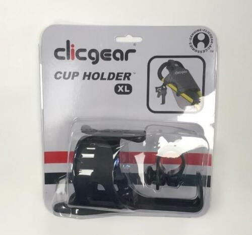 New Clicgear XL Cup Holder Fits all Clicgear & Rovic IN STOCK