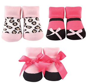 Baby Girls'   Socks packs 0-9 m