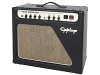 Epiphone Valve Standard electric guitar amplifier, superb condition