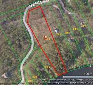Lake Vernon Huntsville Waterfront Building Lot
