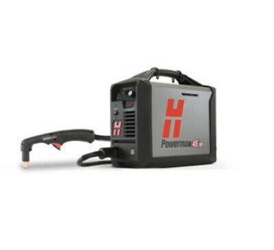 Hypertherm Powermax 45 Xp Plasma Cutter With 20 Foot Hand Torch 088112