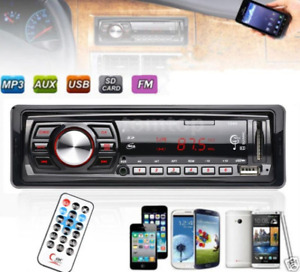 New Unused 60x4W Bluetooth MP3 Car Stereo