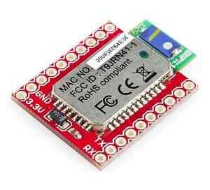 New-From-Sparkfun-Bluetooth-Module-for-Arduino-and-Android