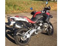 BMW R1200 GS ADVENTURE 08 reg GOOD CONDITION.