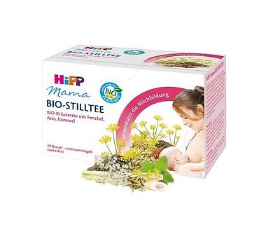 HiPP Organic Tea for breastfeeding women -20 tea bags