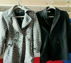 Ladies Coat/Jackets (Used)