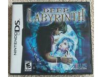Nintendo DS game: Deep Labyrinth