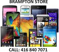 SMARTPHONE SALE! ALL LATEST MODELS FOR CHEAP - BRAMPTON STORE