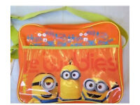 New Minion messenger bag