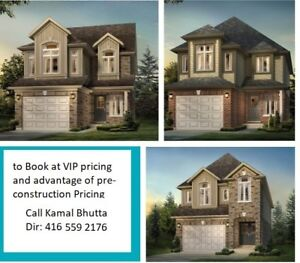 Detached 1900 sqft 3 Br 3 Wr House 30 ft lot in Waterloo