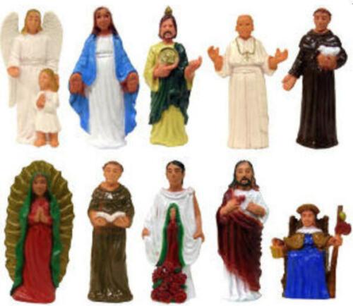 LIL HOMIES SANTOS RARE RELIGIOUS NEW FIGURE 1:32 SCALE DIORAMA MINIFIGURE U PICK