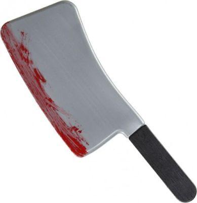 Orl - blutiges Beil zu Horror Mörder Kostüm - Blutige Mörder Kostüm