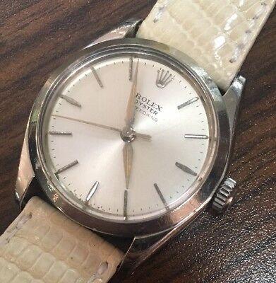 Rolex Speedking Watch Model 6430