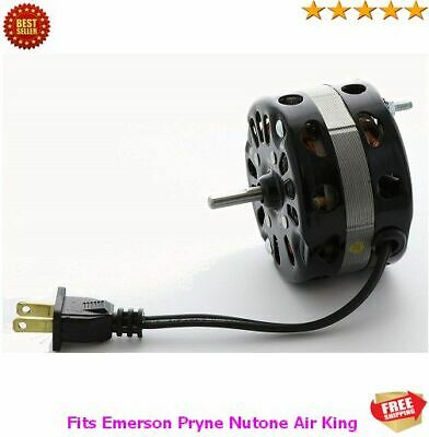 3.3 Exhaust Fan Motor Bathroom Kitchen Vent Fits Emerson Pryne Nutone Air King