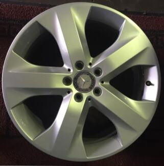 19 INCH MERCEDES ALLOY WHEEL SET Burleigh Heads Gold Coast South Preview