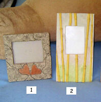 FRAMEOLOGY Picture / Photo Frames - Bamboo Shoots / Hearts