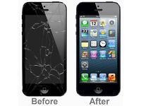 Iphone Screen Glass Repair From £29.00 Same Day(TECH SPOT Broxburn)