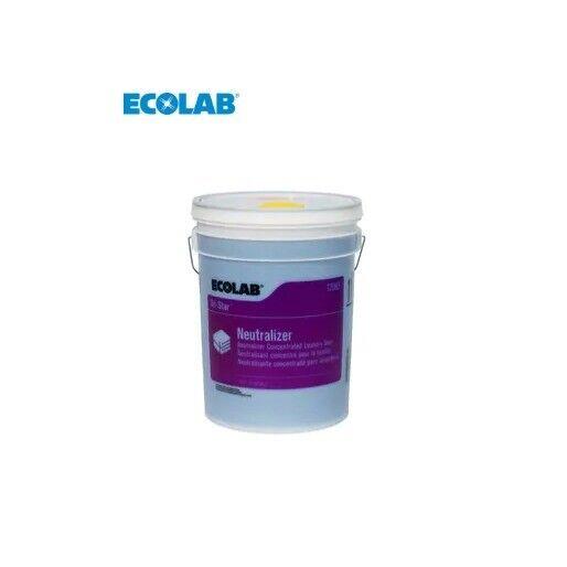 EcoLab 6112083 Tri-Star 5 gal Laundry Neutralizer (Case of 1)