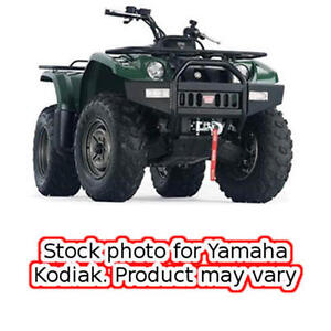 98-01 Yamaha Grizzly 600 4X4 Warn ATV Bumper - 62319