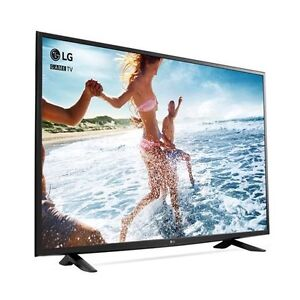 Looking for used or broken LG tv's.
