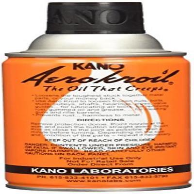 Kano Aerokroil Kroil Penetrating Oil 10 Oz Aerosol Quick New