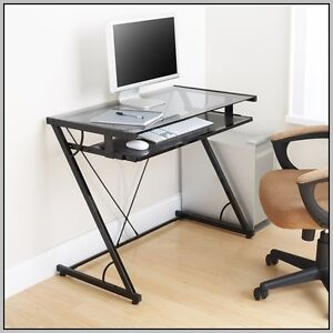 GLASS DESK IN GREAT CONDITION!!!