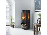 New Morso 7400 Open Base Wood Burner - priced for a quick sale