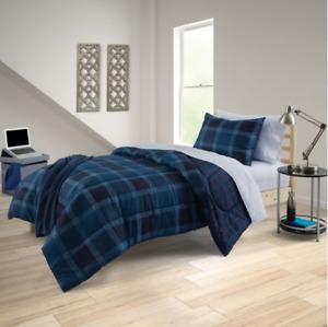 **Brand New** Twin Bedding Reversible Comforter Set