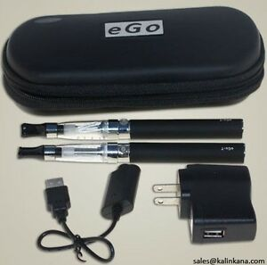 Ego Cigarette and Tabaco Flavor Vapor kit