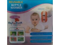 Baby Bottle Warmer Heat Pads (Re-usable)
