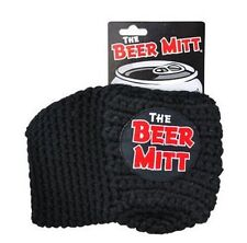 The Beer Mitt Glove - Cooler Bottle Cup Can Holder - BBQ Foam Coozie Gag Gift