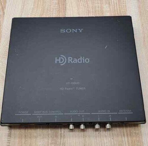 Sony HD Radio Tuner XT-100HD T5