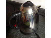 Silver russell hobbs kettle
