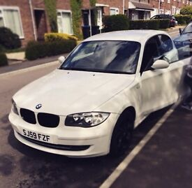 BMW 1 SERIES 118D SPORT. £7200.
