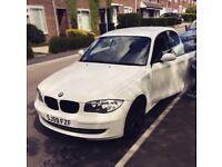 BMW 1 Series 118d sport 3 door LOW MILEAGE