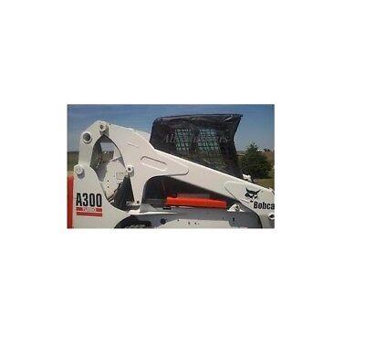 Vinyl Cab Enclosure Kit For F-series Bobcat Skid Steer Loader Heavy Duty 40 Mil