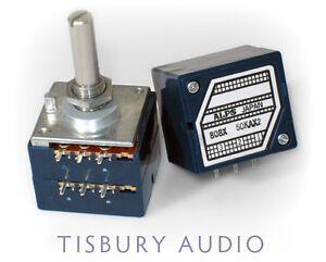 Alps-Blue-Velvet-RK27-10K-50K-100K-250K-500K-Dual-Potentiometer