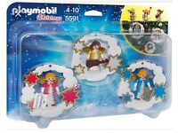 Playmobi 2 in 1 Christmas decorations