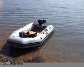 Seago 230s Inflateable Dinghy