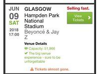 Beyoncé and jay z tickets